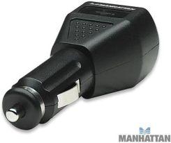 zasilacz USB Samochodowy Manhattan