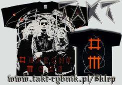 Koszulka DEPECHE MODE band (all print)