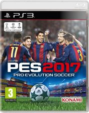Pro Evolution Soccer (PES) 2017 (Gra PS3)