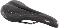 Selle Italia Man Gel Flow Oem Czarny