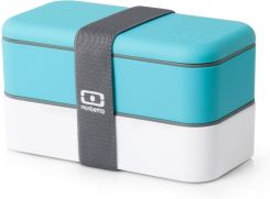 Monbento Mb Original Bento Light Blue/White 120002104 - zdjęcie 1
