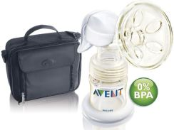Philips Avent Zestaw Businesswoman Z Laktatorem 0%Bpa Scf300/13