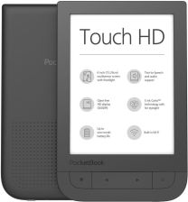 "PocketBook 631 TOUCH HD BLACK 6"" 8GB Wi-Fi Linux PB631EWW"