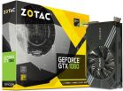 Karty graficzne GeForce GTX 1060 Zotac GeForce GTX 1060 Mini 6GB (ZTP10600A10L)