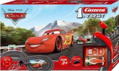 Carrera First Disney Pixar Cars Zestaw Na Baterie 63004