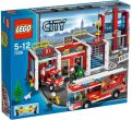 Lego City Remiza 7208