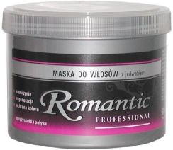 FORTE SWEDEN Romantic - maska do włosów z Jedwabiem 500 ml