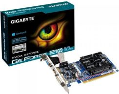 Gigabyte GeForce 210 (GV-N210D3-512I)