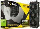 Karty graficzne GeForce GTX 1080 Zotac GeForce GTX 1080 AMP Extreme 8GB (ZTP10800B10P)
