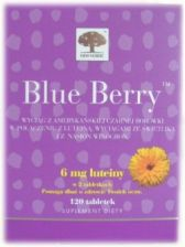 Blue Berry 120 tabletek