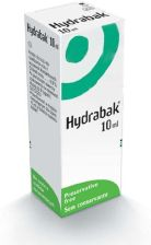 Hydrabak, krople do oczu 0,9 %, 10 ml