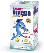 Smart Omega Junior 36 kapsułek  - 0