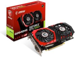 MSI GeForce GTX 1050 Ti GAMING 4G (GTX1050TIGAMINGX4G)