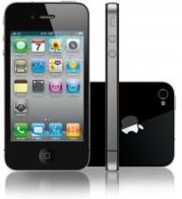 Produkt z Outletu: APPLE IPHONE 4S 16GB - Czarny