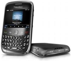 Produkt z Outletu: BlackBerry 9300 - Black