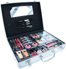 2K Beauty Unlimited Train Case Complete MakeUp Palette 63,2g