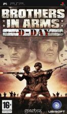 Brothers in Arms: D-Day (Gra PSP)