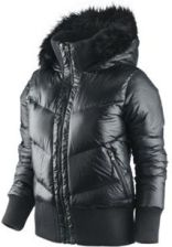Nike Kurtka FASHION DOWN JACKET 336989-010 Czarny