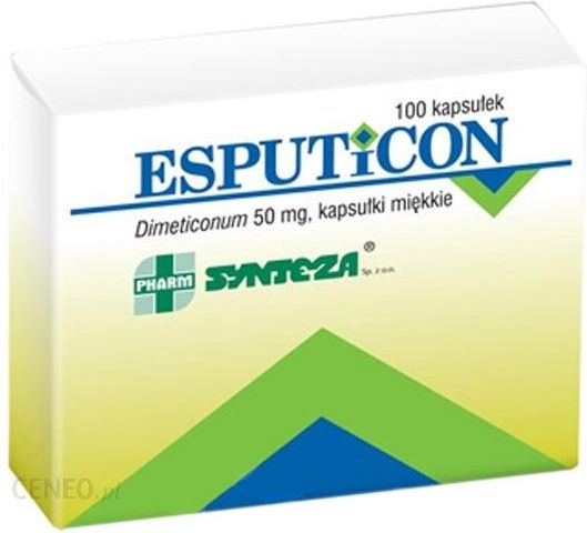 Esputicon 50 Mg 100 Szt.