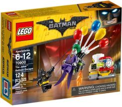 Lego The Batman Movie Joker Ucieczka Balonem 70900