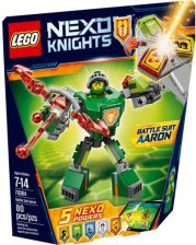 Lego Nexo Knights Battle Suit Aaron 70364