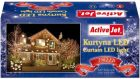 Activejet Kurtyna Led Aje Curt200/2,3M/Ww/Blink/Mul/Ip44 Aje Curt200/2,3M/Ww/Blink/Mul/Ip