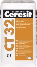 Ceresit Ct 32 do Klinkieru Szara 25kg