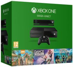Microsoft Xbox One 500GB Kinect + Zoo Tycoon + Kinect Sports Rivals