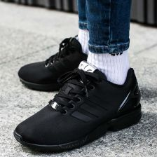 adidas Originals Asymmetrical ZX Flux Trainers S79052 Asos
