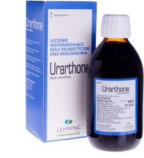LEHNING Urarthone krople 250 ml
