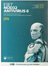 ESET NOD32 Antivirus 4.0 UPGRADE 3Stan/12Mies