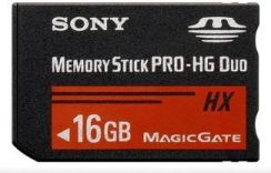 Sony MemoryStick Pro HD Duo 16GB (MSHX16G3)