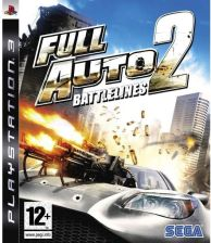 Full Auto 2: Battlelines (Gra PS3)