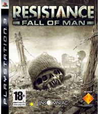 Resistance: Fall of Man (Gra PS3)