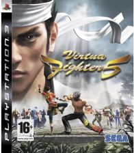 Virtua Fighter 5 (Gra PS3)