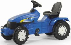 Rolly Toys Traktor New Holland Niebieski 036219