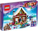Klocki LEGO Lego Friends Snow Resort Chalet (41323)