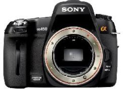 Sony Alpha A450 Body