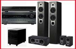 Onkyo TX-SR607 + BD507 + JAMO S 426 HCS 3 + SUB 200