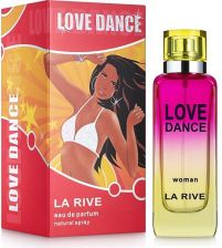 La Rive WOMAN LOVE DANCE woda perfumowana 90 ml - 0