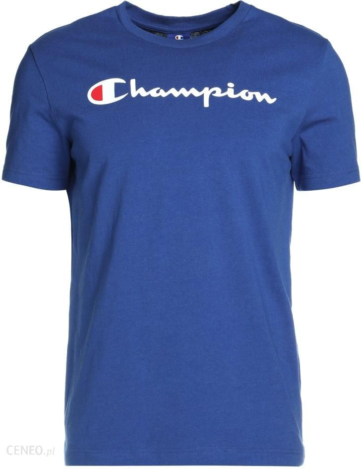 Crewneck t shirt print champion