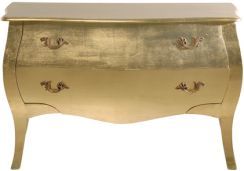 KARE design Komoda Romantic Gold Leaf Big 73361