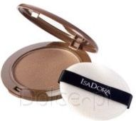 IsaDora Bronzing Powder Puder brązujący 44 Highlight Bronze