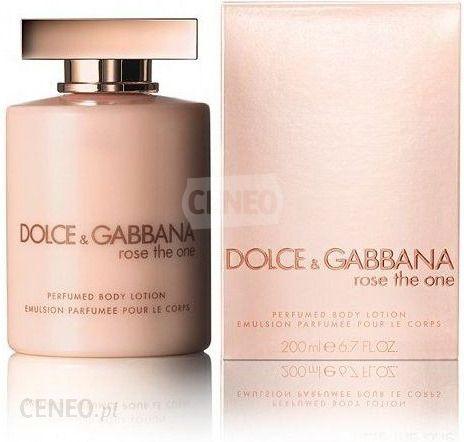 Dolce&Gabbana Rose The One Balsam do ciała 200 ml