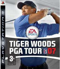 Tiger Woods Pga Tour 07 (Gra PS3)