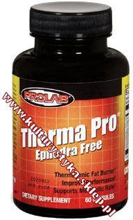 Prolab Therma Pro Epfedra Free 60 kaps