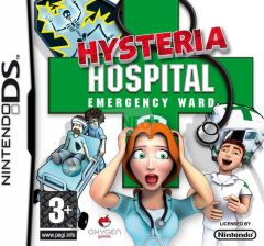 Hysteria Hospital: Emergency Ward (Gra NDS)