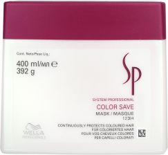Wella SP Color Save Maska do włosów farbowanych 400 ml