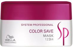 Wella SP Color Save maska do włosów farbowanych 200 ml