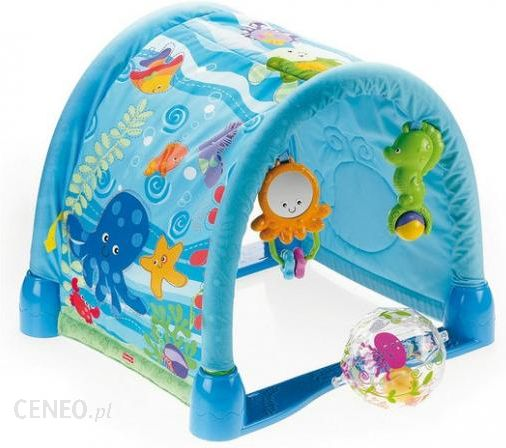Fisher Price Błękitny Tunel P5331